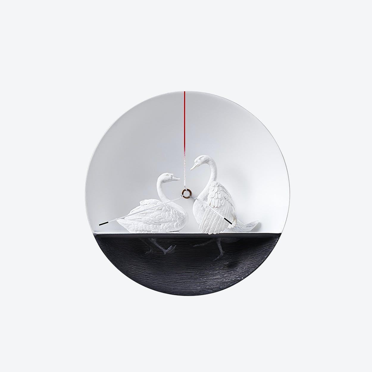 Swan X Clock #2