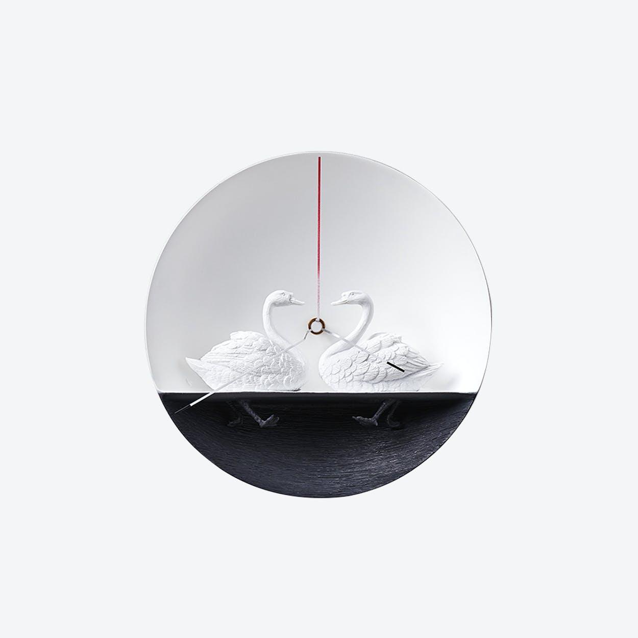 Swan X Clock #1
