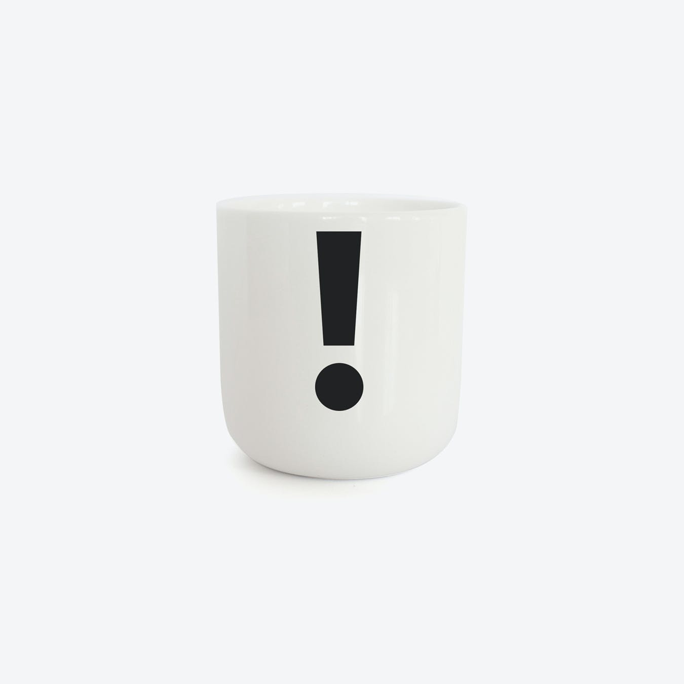 Exclamation - The Wave Mug