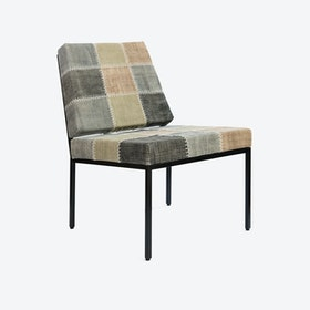 Cheyenne Multi-Color Stone-Wash Chair