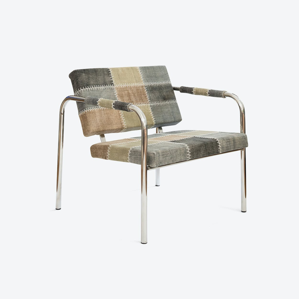 Cherokee Multi-Color Stone-Wash Chair