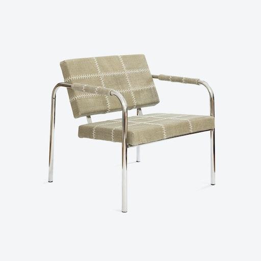 Cherokee Khaki-Green Stone-Wash Chair