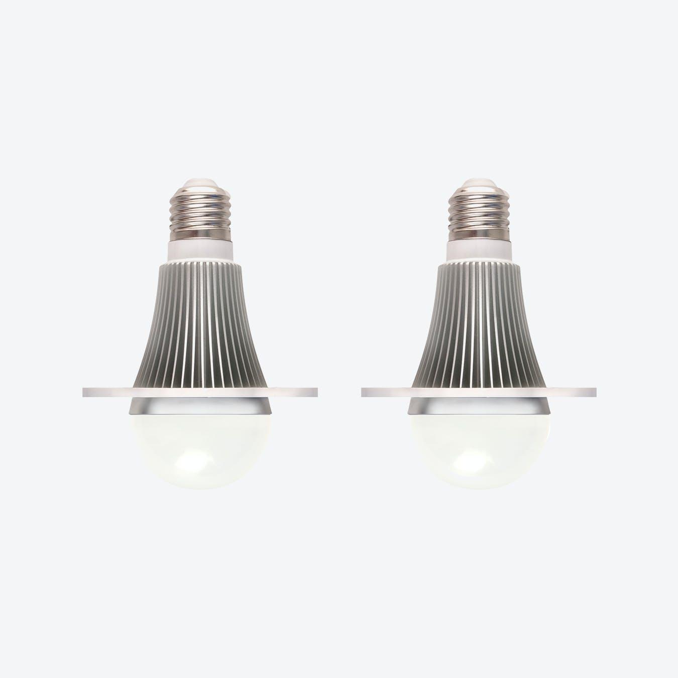 CMYK Bulb - set of 2