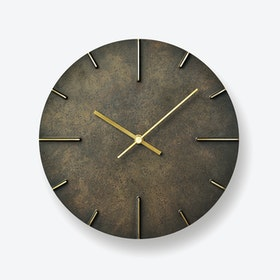 QUAINT Wall Clock / Black