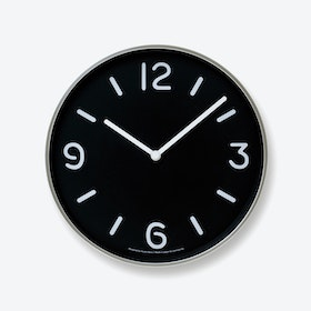 MONO A Wall Clock / Black