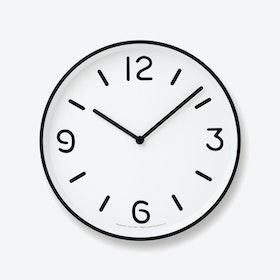 MONO A Wall Clock / White
