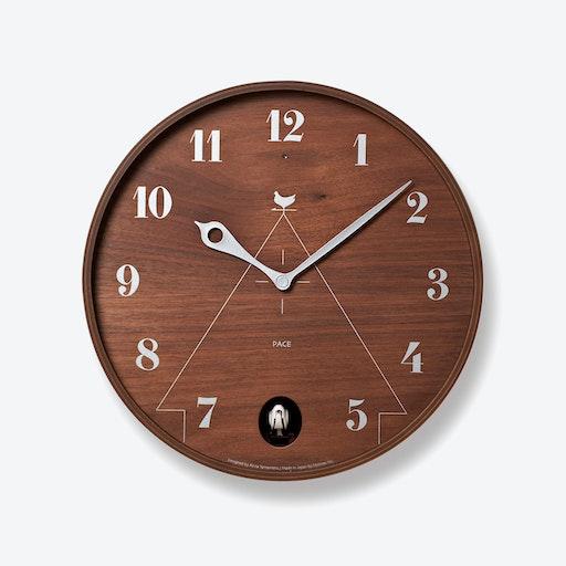 PACE Cuckoo Clock / Brown