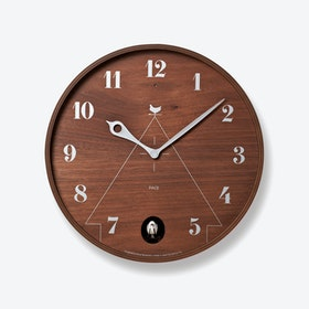 PACE Cuckoo Clock / Brown