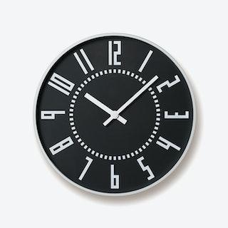 EKI Wall Clock / Black