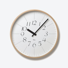 RIKI Wall Clock Optima