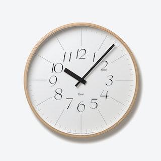RIKI Wall Clock Optima