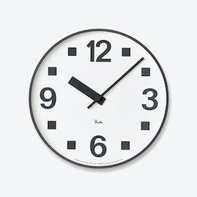 PUBLIC Wall Clock / Symbol