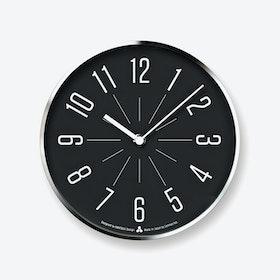 JIJI Alarm Clock / Silver