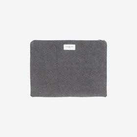 Barbette Pouch in Slate Grey
