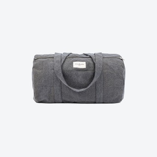 Charlot Duffle Bag in Slate Grey