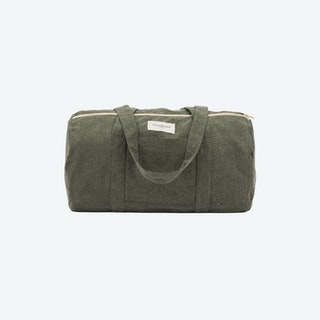 Charlot Duffle Bag in Military Green