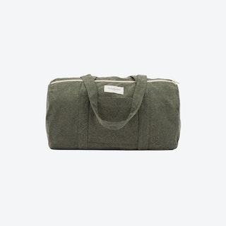 Charlot Duffle Bag in Military Green