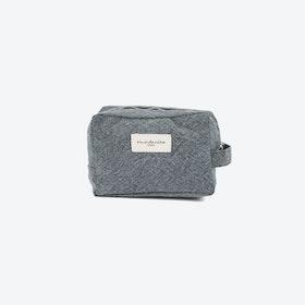 Tournelles Make Up Bag in Slate Grey