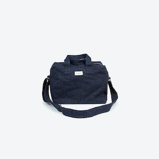 Sauval Bag in Raw Denim