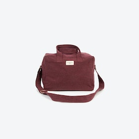 Sauval Bag in Scarlet Red