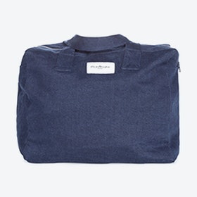 Celestins Mini Bag in Raw Denim