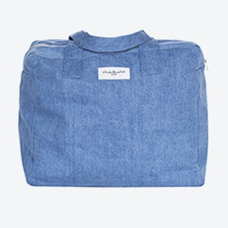 Celestins Mini Bag in Stone Washed Denim