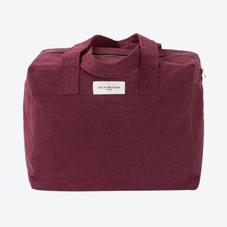 Célestins Bag in Scarlett Burgundy