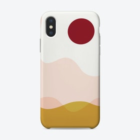 Shoreline Phone Case