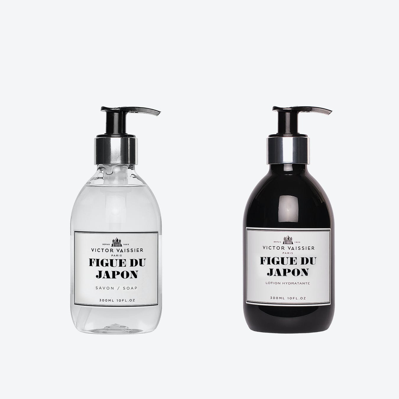 Figue Du Japon Liquid Soap & Hydrating Creme Set