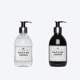 Figue Du Japon Liquid Soap & Hydrating Creme Set