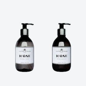 Icône Liquid Soap & Hydrating Creme Set
