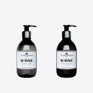 Icône Liquid Soap & Hydrating Creme Set