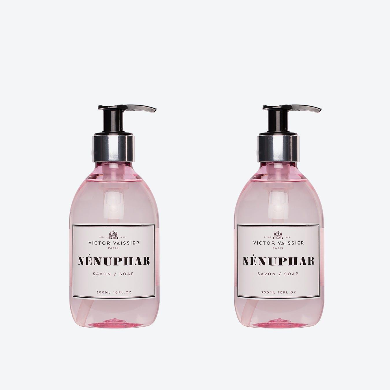 Nénuphar Liquid Soap (set of 2)