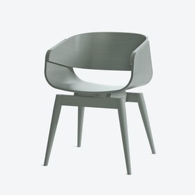 4th Armchair in Grey