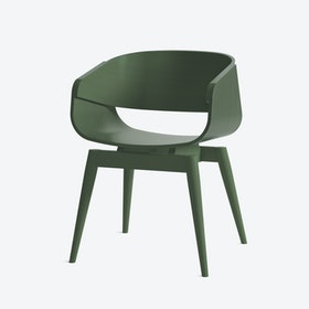 4th Armchair in Green