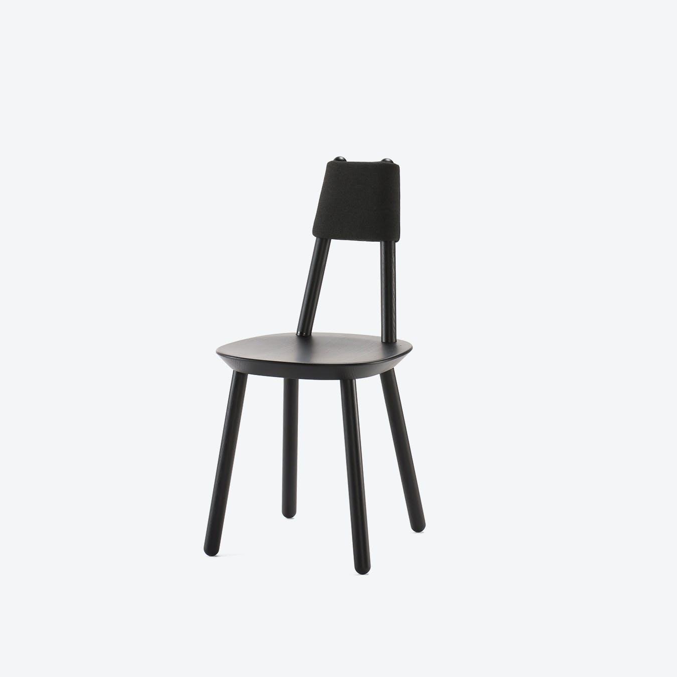 Naïve Chair in Black