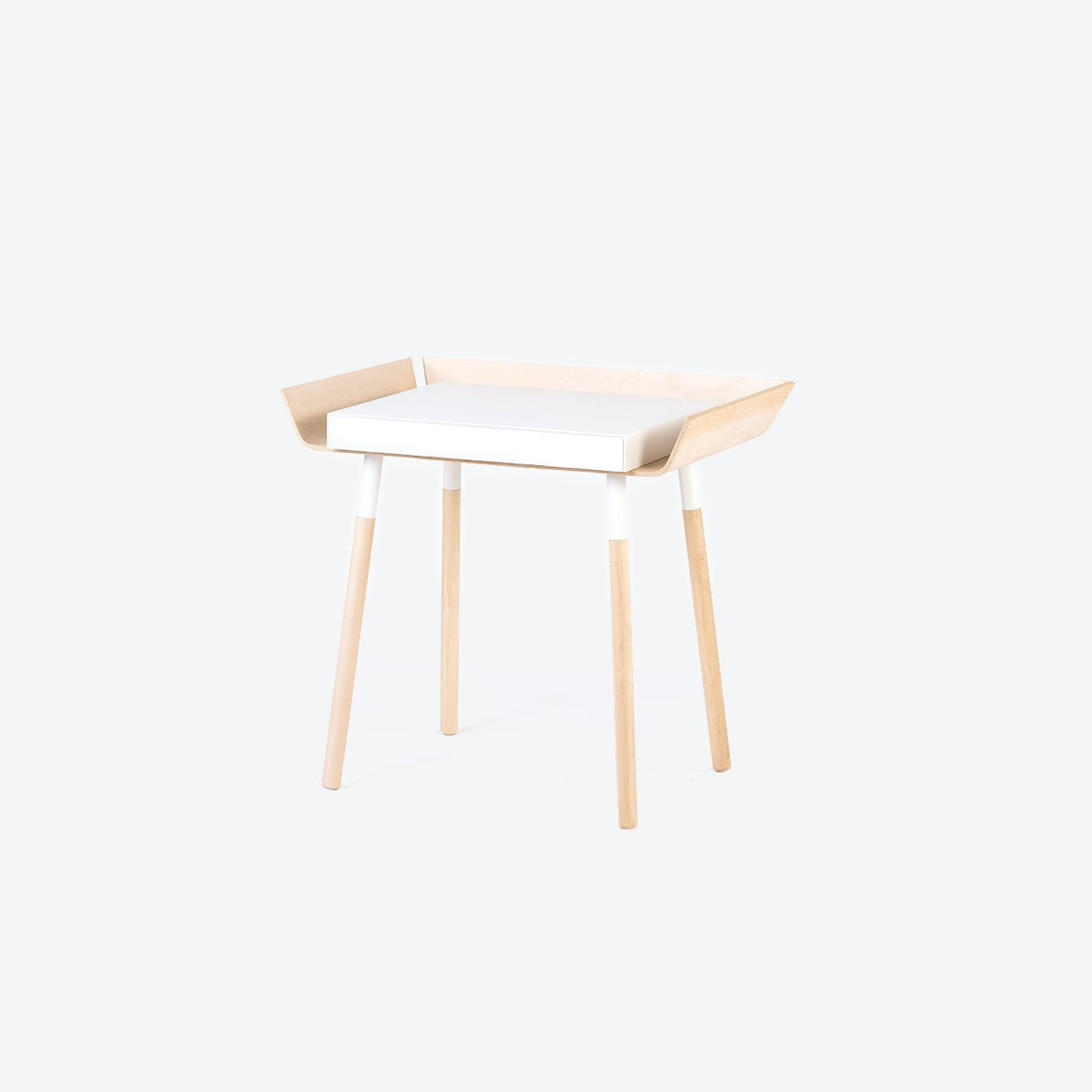 1 Drawer 'My Writing' Desk in Natural Birch