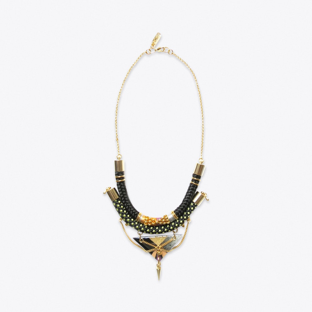 Dali Necklace by Celine H2o. Discover Necklaces on Fy