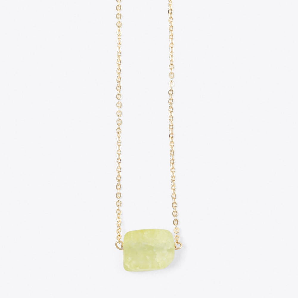 Sugar Pendant Lime