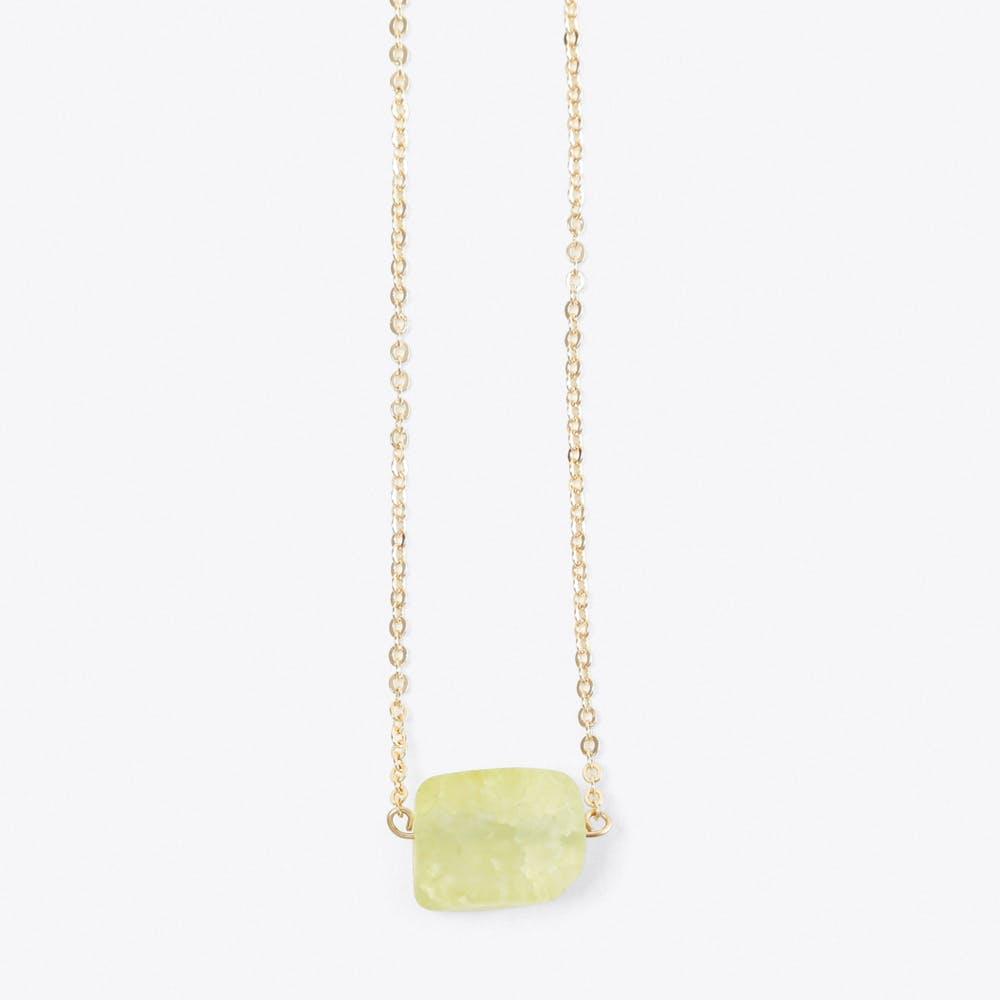 Sugar Pendant Lime