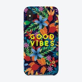 Bright Good Vibes Phone Case