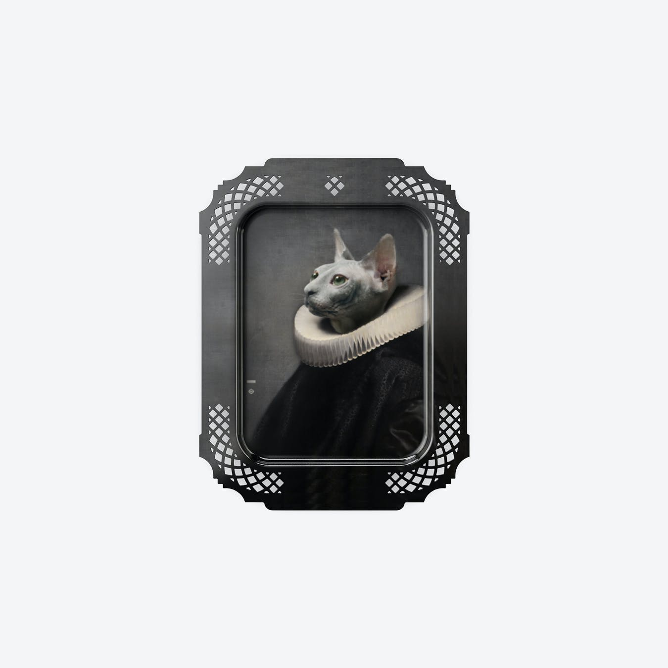 LE CHAT Rectangular Tray