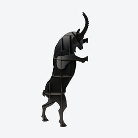 FAUSTO Ibex Shelf - Black
