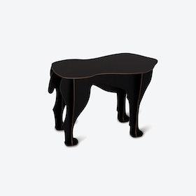 SULTAN Dog Stool - Black