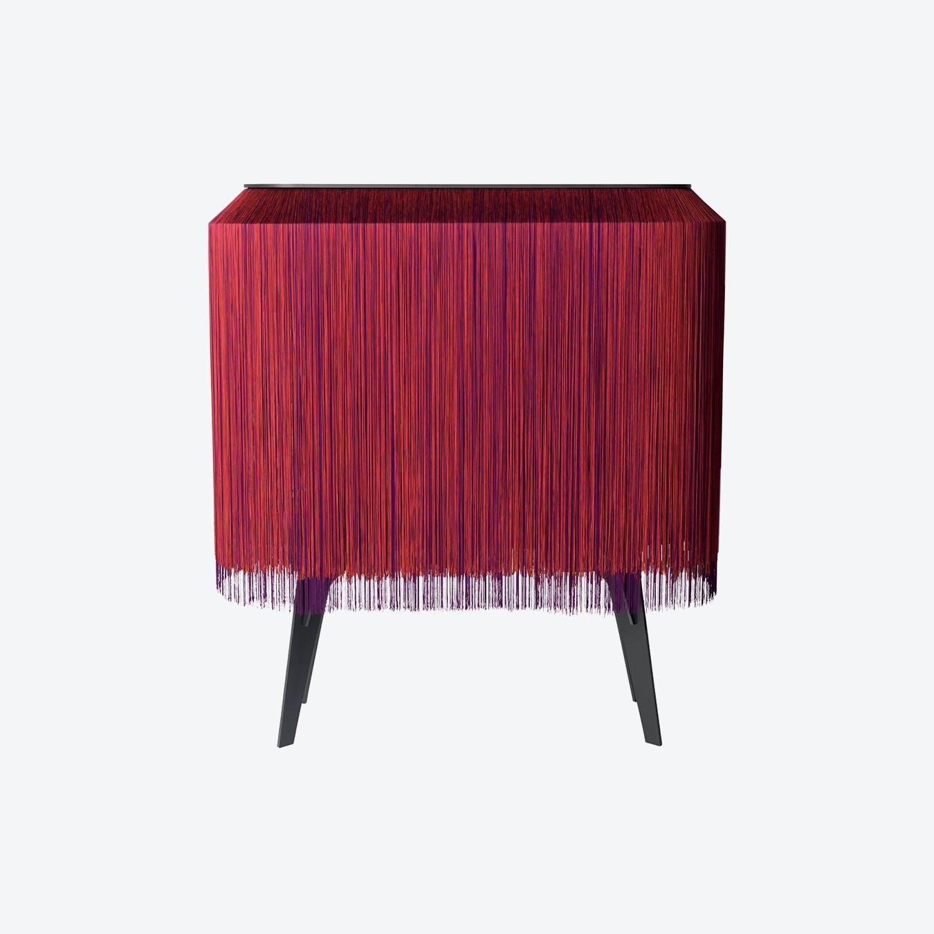 ALPAGA Flamboyant Bar Cabinet