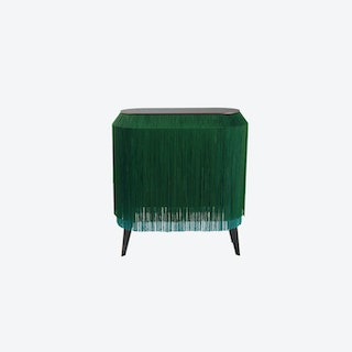 BABY ALPAGA Beside Cabinet - Sparkling Green