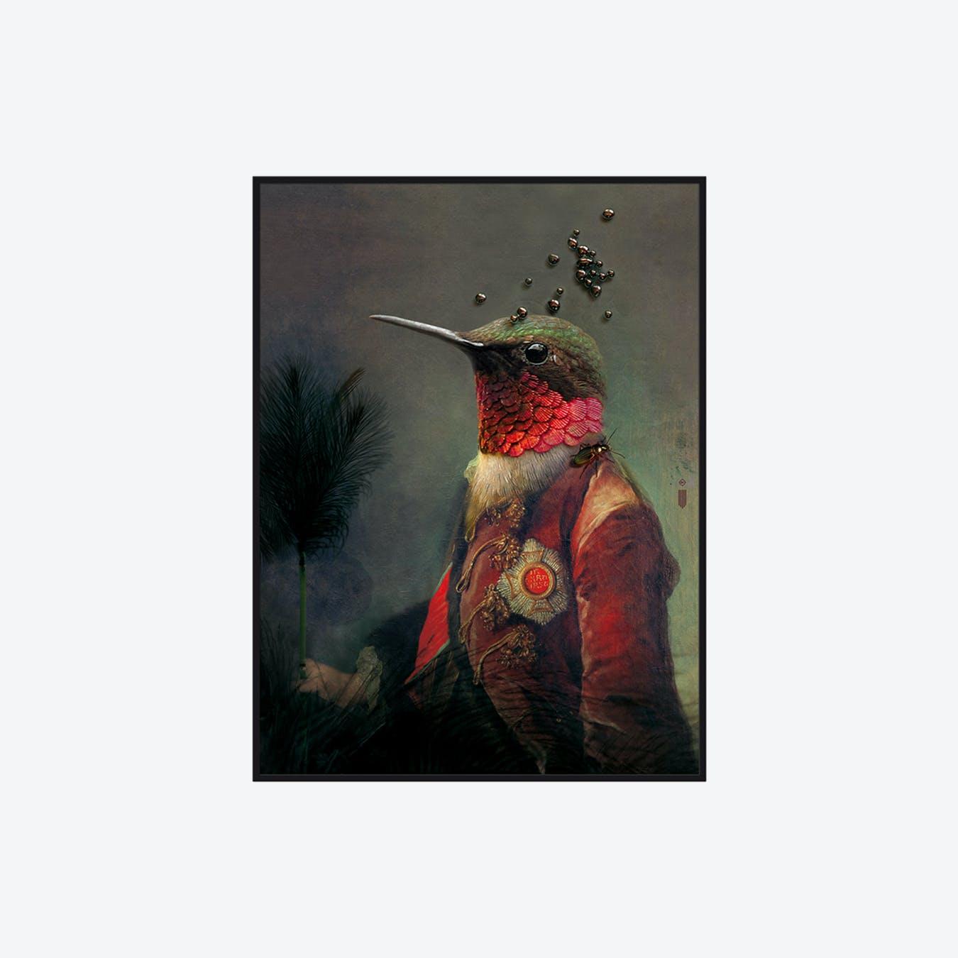 AMBROISE XL Collector's Portrait