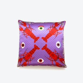 CRUST Silk Cushion