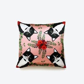 CLEO Silk Cushion