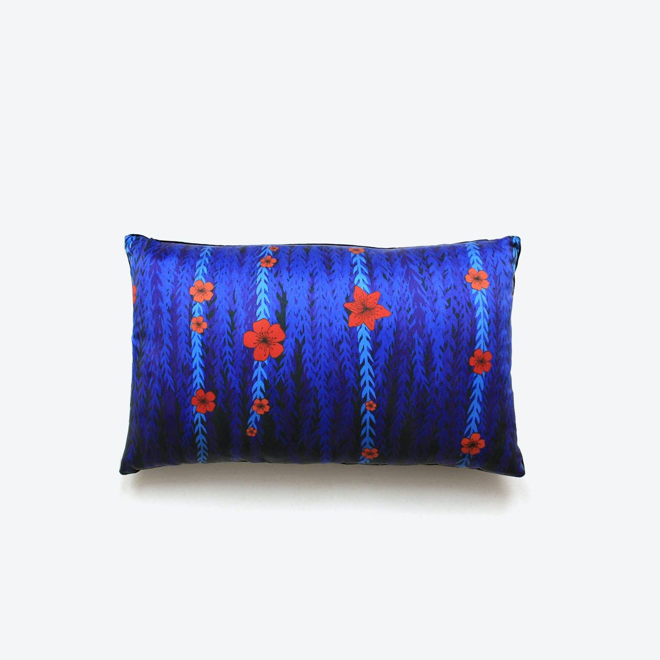 SALLIE Silk Cushion